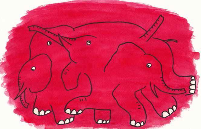 Elephant Jumble